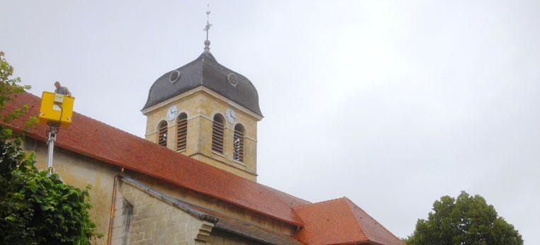 Photos de l'église après les travaux